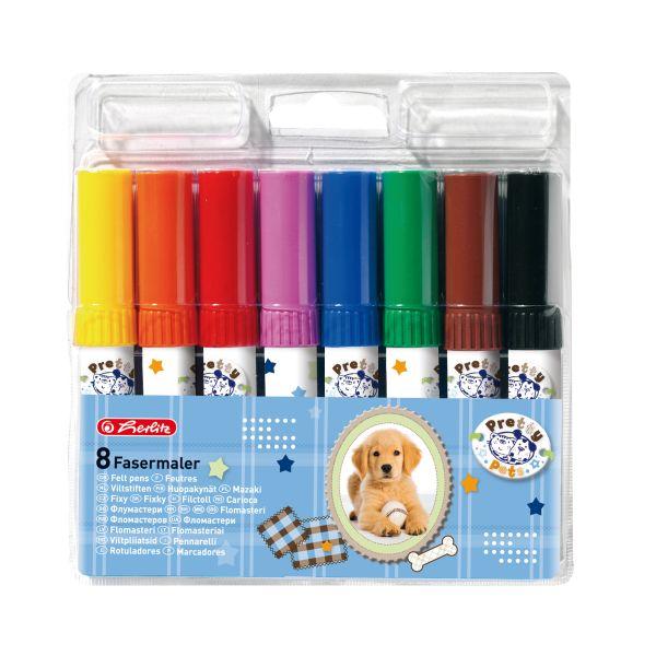 Fixy Pretty Pets 8 barev