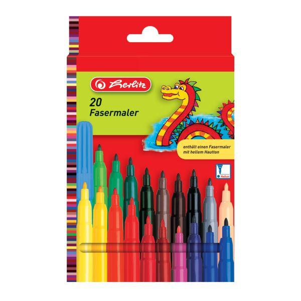 Fixy 20 barev