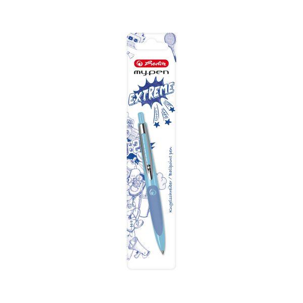 Kuličkové pero my.pen, tmavě modré