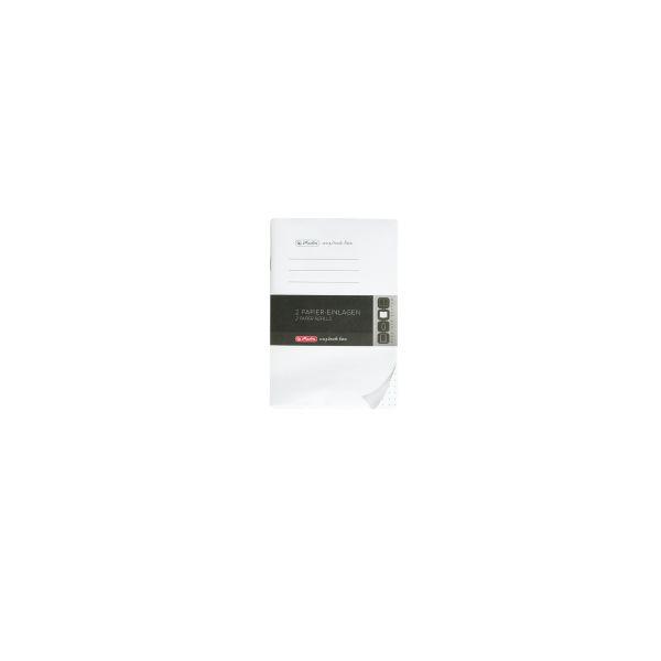 náhradní náplň flex, A6, 2 x 40 listů, čtvereček, my.book