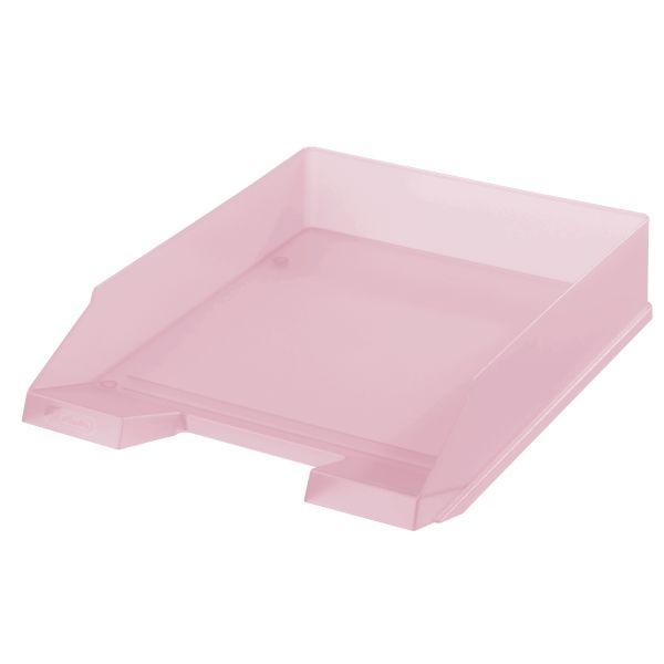 Ablagekorb A4-C4 classic rosé transluzent Pastell