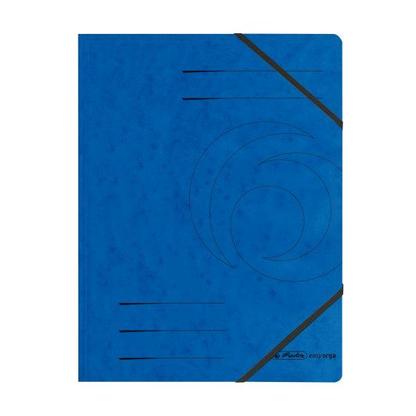 Eckspanner Quality A4 blau