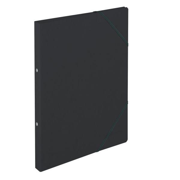 Ringhefter A4 Colorspan schwarz