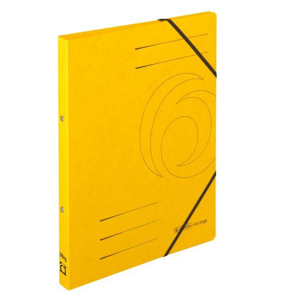 Ringhefter A4 Colorspan gelb
