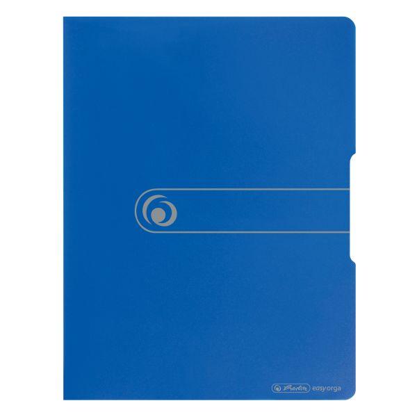 Sichtbuch PP A3 20 Hüllen opak blau