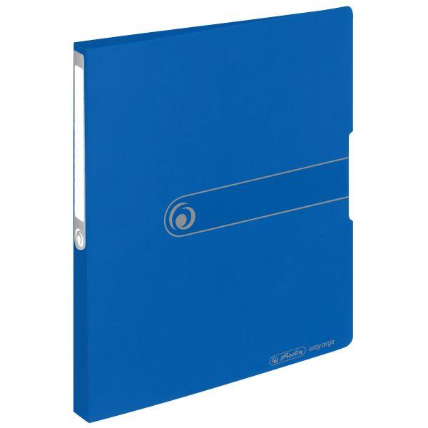 Ringbuch PP A4 2 Ringe 16mm opak blau