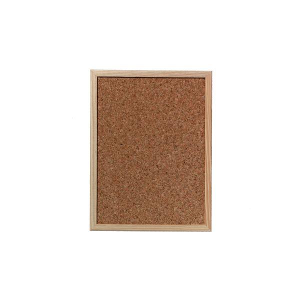 Pinnwand Kork 30x40 cm