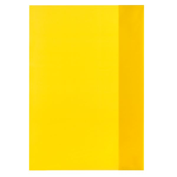 Hefthülle A4 gelb