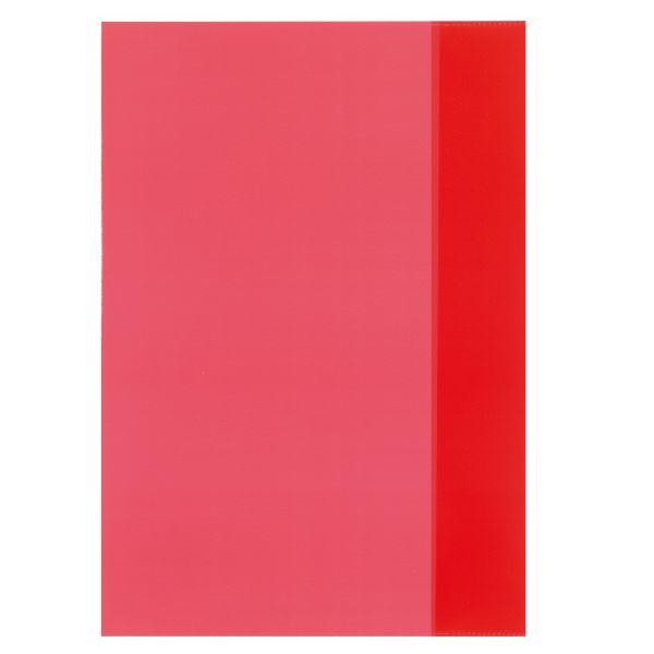 Hefthülle A4 rot
