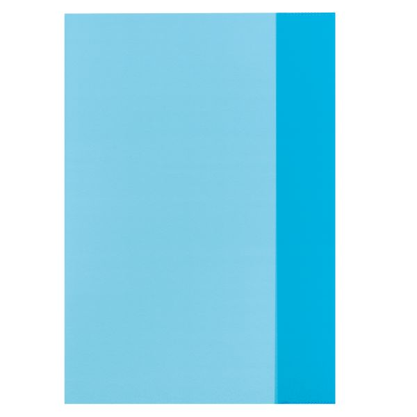 Hefthülle A4 blau