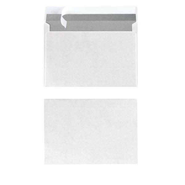 Briefumschlag C6 haftklebend weiß 100er Packung FSC Mix