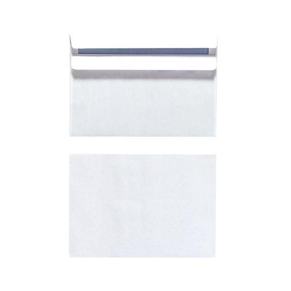 Briefumschlag C6 selbstklebend weiß 25er Packung FSC Mix