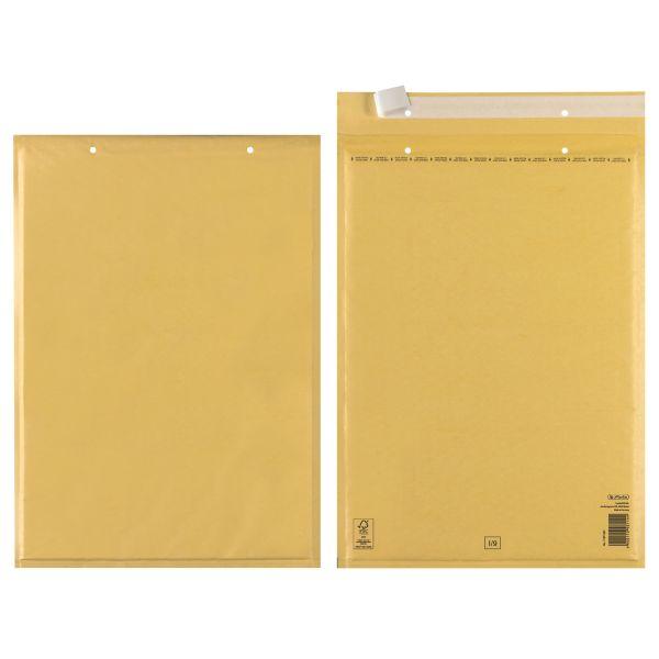Luftpolstertasche I 32x45 cm haftklebend braun FSC Mix 10er Packung