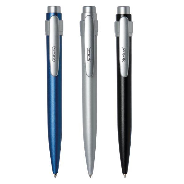 Kugelschreiber Steel farbig sortiert