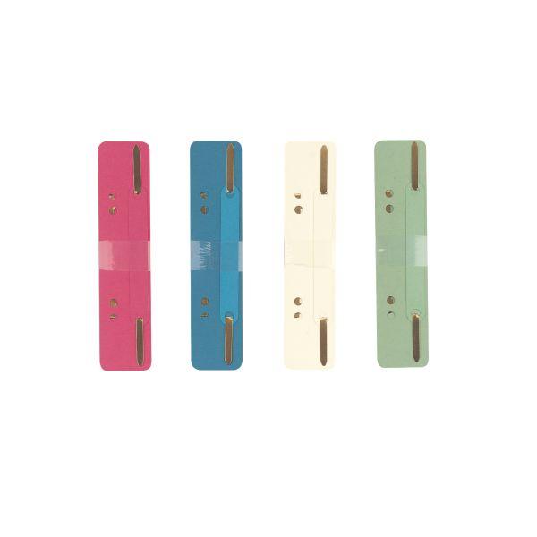 Heftstreifen Recycling farbig sortiert 25 Stück