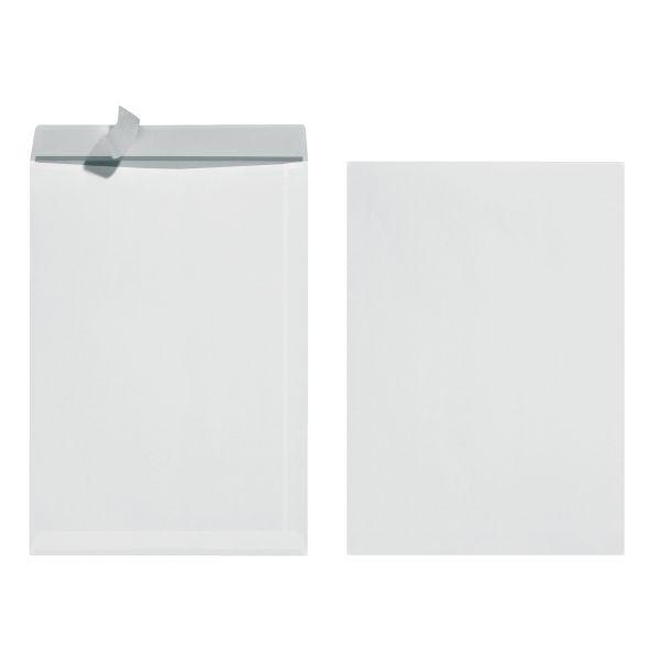 Versandtasche B4 100g haftklebend weiß 10er Packung FSC Mix