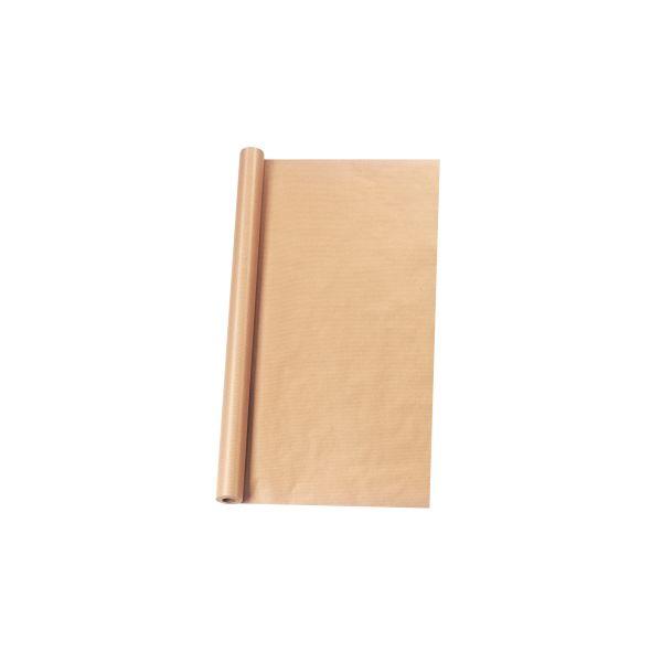 Packpapierrolle 12m x 70cm braun