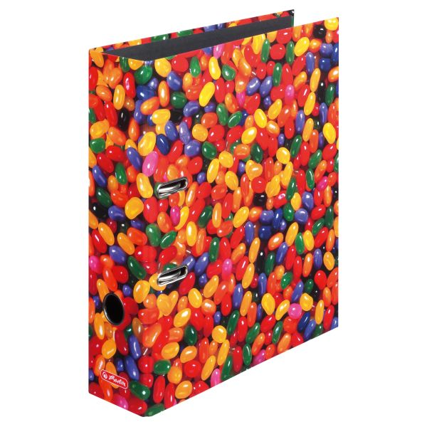 Ordner maX.file A4 8cm Jelly Beans