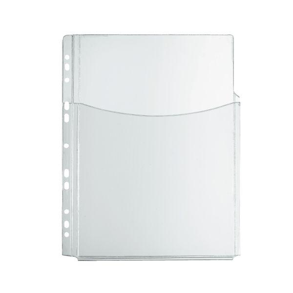 Katalog-Tasche A4 PVC transparent