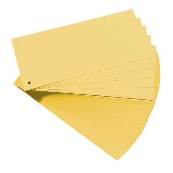 Trennstreifen gelb 100er