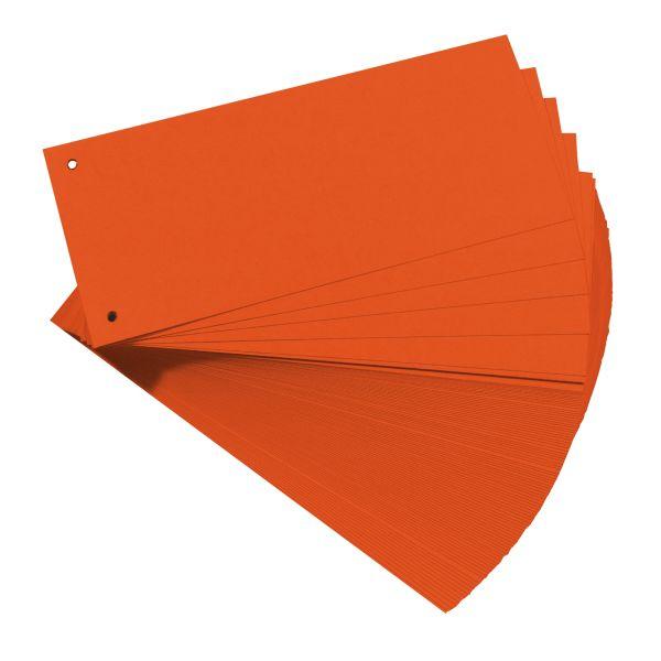 Trennstreifen orange 100er