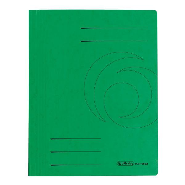 Schnellhefter A4 Karton Quality grün
