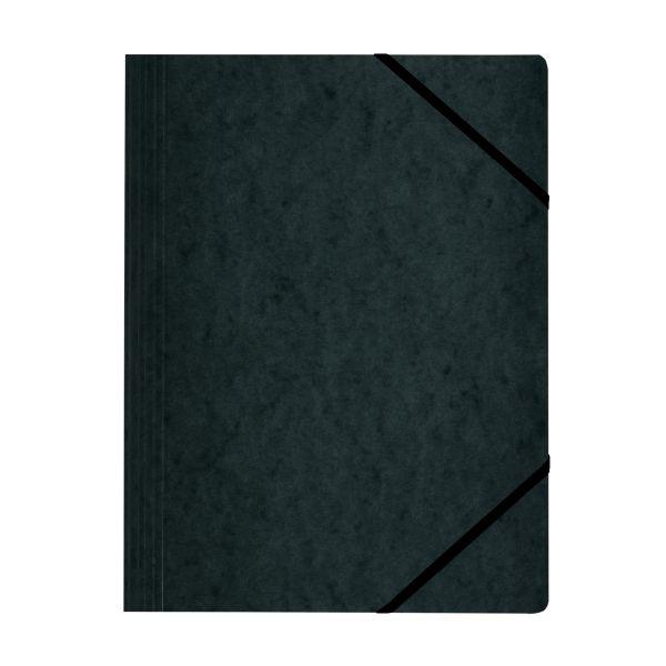 Eckspanner Quality A4 schwarz