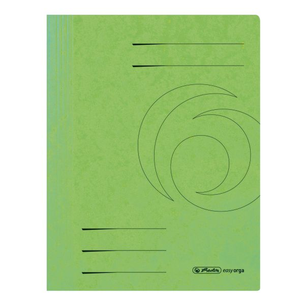 Schnellhefter A4 Colorspan hellgrün