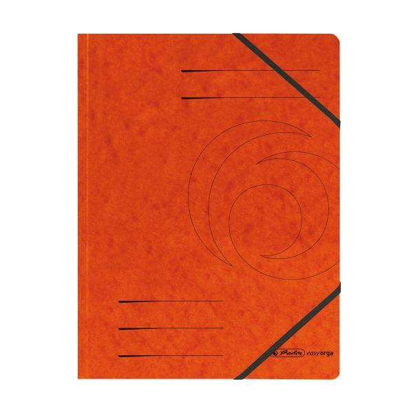 Eckspanner Quality A4 orange