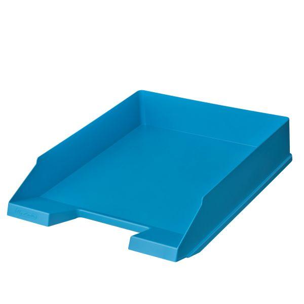 Ablagekorb A4-C4 classic Herlitz recycling Blauer Engel intensiv blau