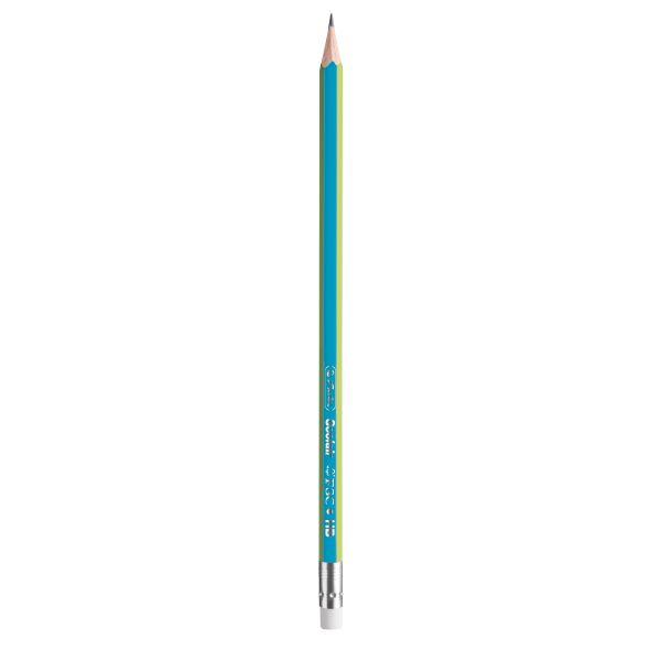 Bleistifte GREENline HB 4 Stück auf Blisterkarte