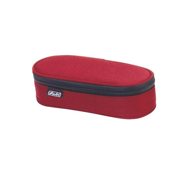 pencil pouch case red