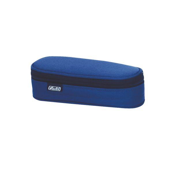 pencil pouch case blue