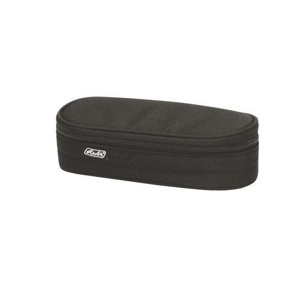 pencil pouch case black