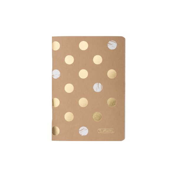 octave book A6 16 sheets ruled motif Pure Glam