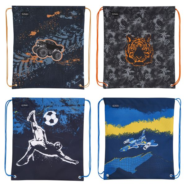 sports sac Boys Mix II designs assorted