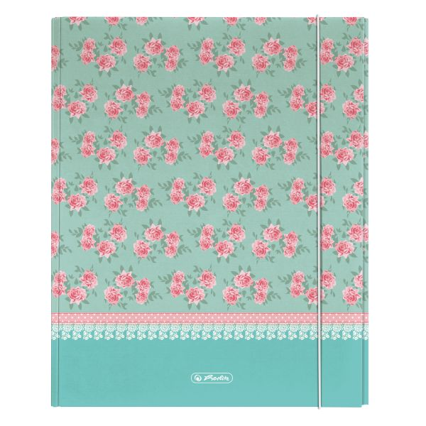 file box A4 XL strong Roses