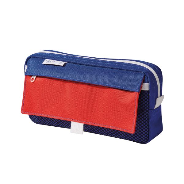 pencil pouch with 2 add. bags Maritime