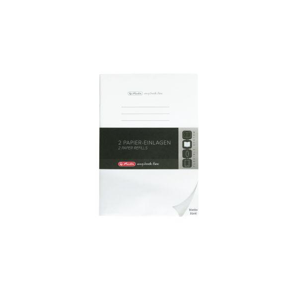 Refill flex A5 2x40 sheets blank, FSC Mix, my.book