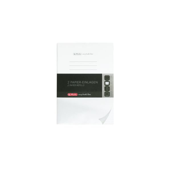 Refill flex A5 2x40 sheets dotted, FSC Mix, my.book