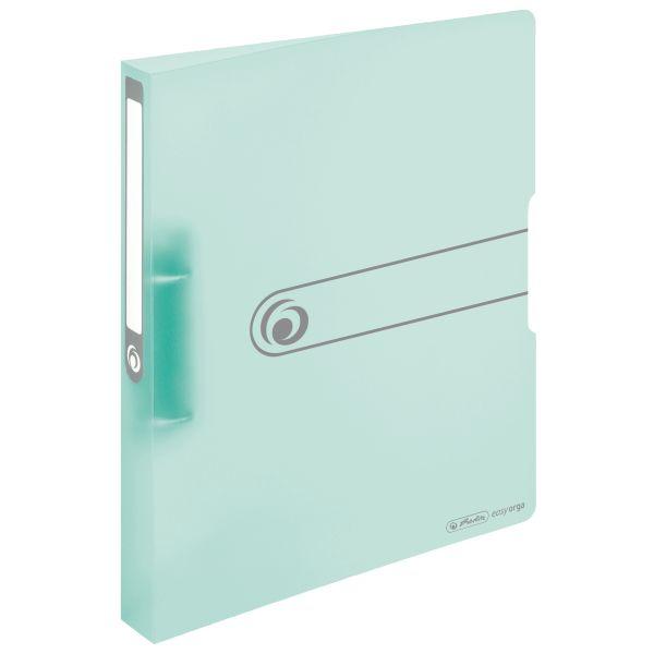 Gyűrűskönyv A4 2,5 cm PP Pastels menta