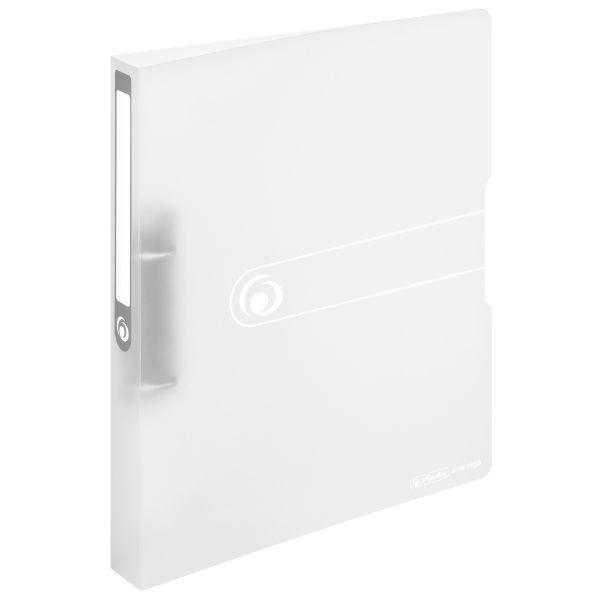 Gyűrűskönyv A4 2,5 cm PP Pastels áttetsző