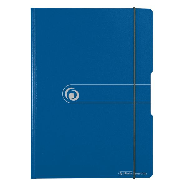 Felírótábla fedeles PF A4 easy orga to go kék