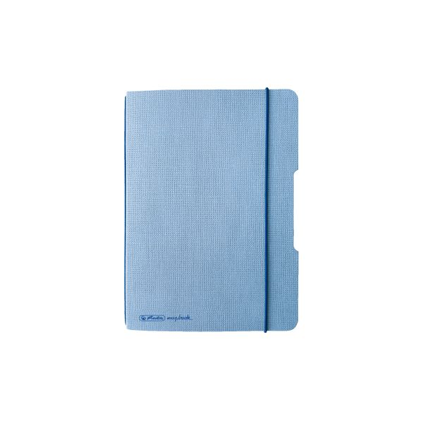 my.book flex A6 Len világoskék, 70g/m2