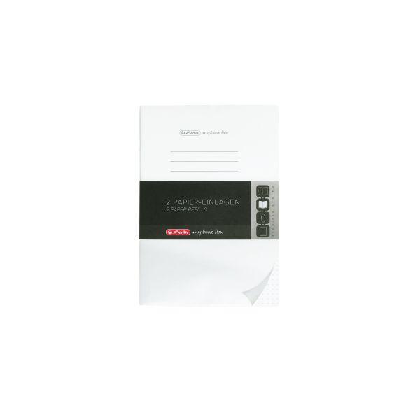 my.book.flex betét A5/2x40 lap pöttyös