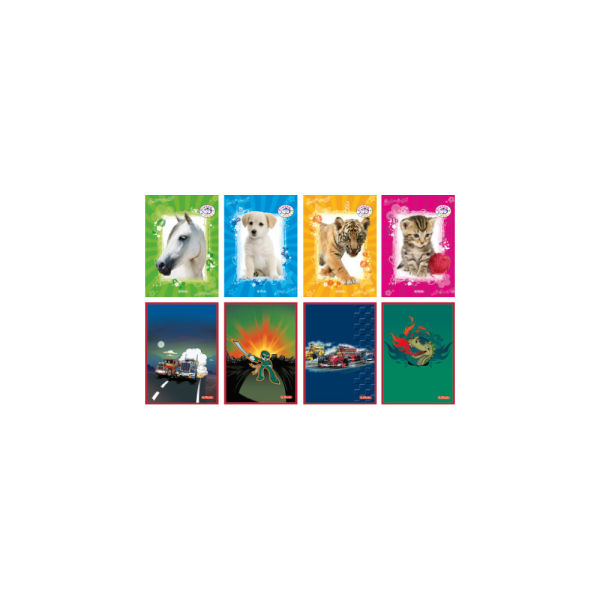Blok do malowania A3, 30 kartek Dziewczęco-Chłopięcy