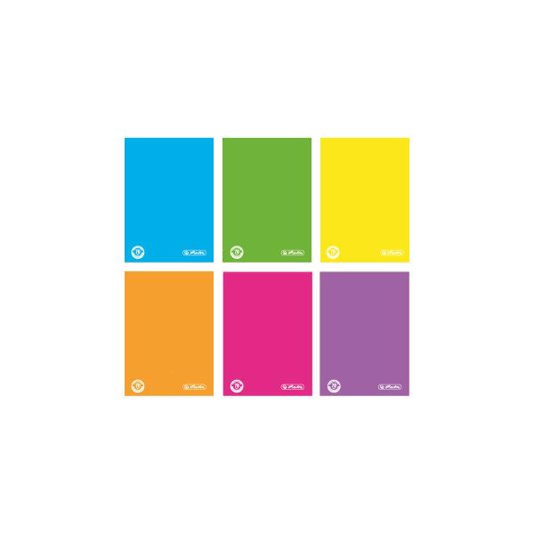 Brulion B5, 120 kartek Color Blocking