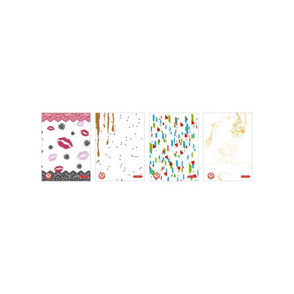 Brulion A5, 96 kartek Kiss