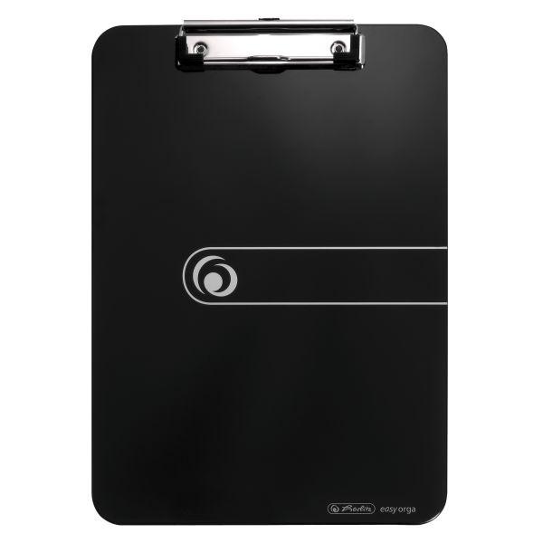 Clipboard PS A4 negru opac
