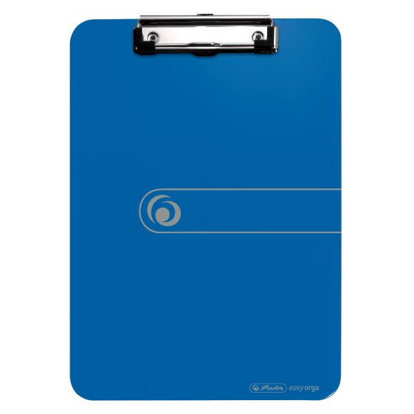Clipboard PS A4 albastru opac